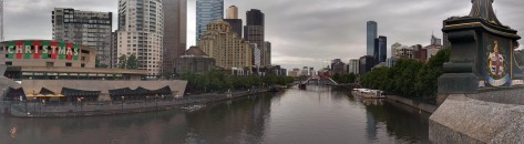 Yarra river view